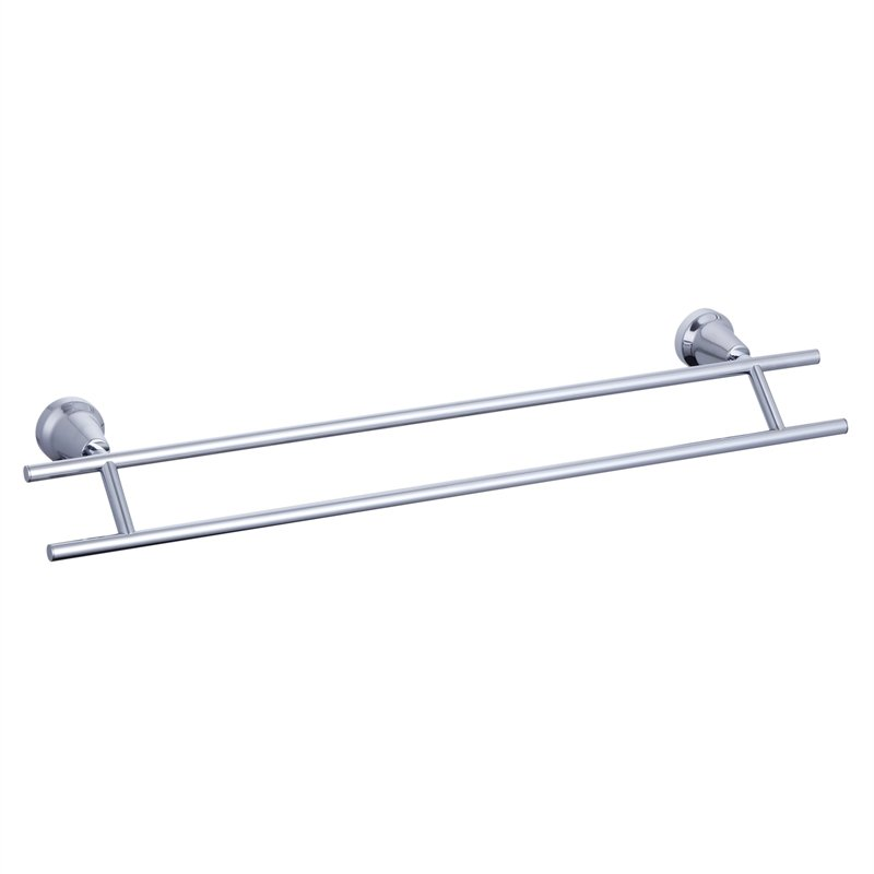 Cadenza 60cm Double Towel Bar