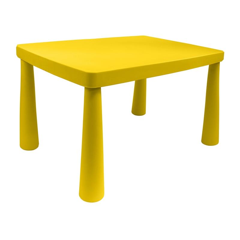 Stupendous Marquee Plastic Kids Table Assorted Colours Dailytribune Chair Design For Home Dailytribuneorg