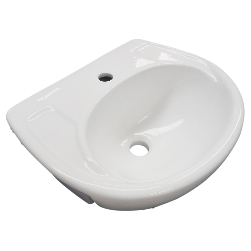 Resonance Semi Recessed Basin