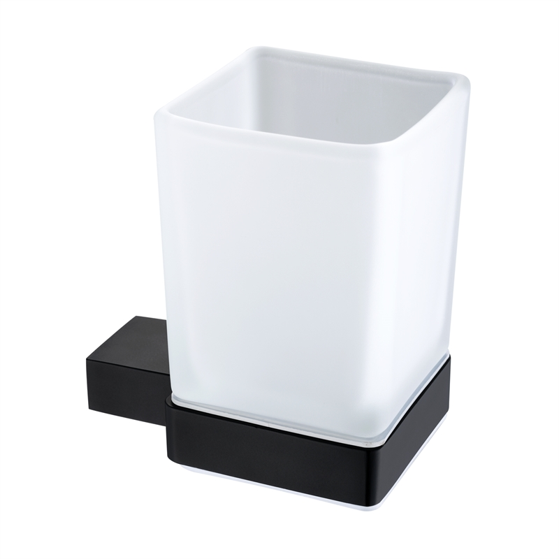 Rumba Matte Black Tumbler Holder