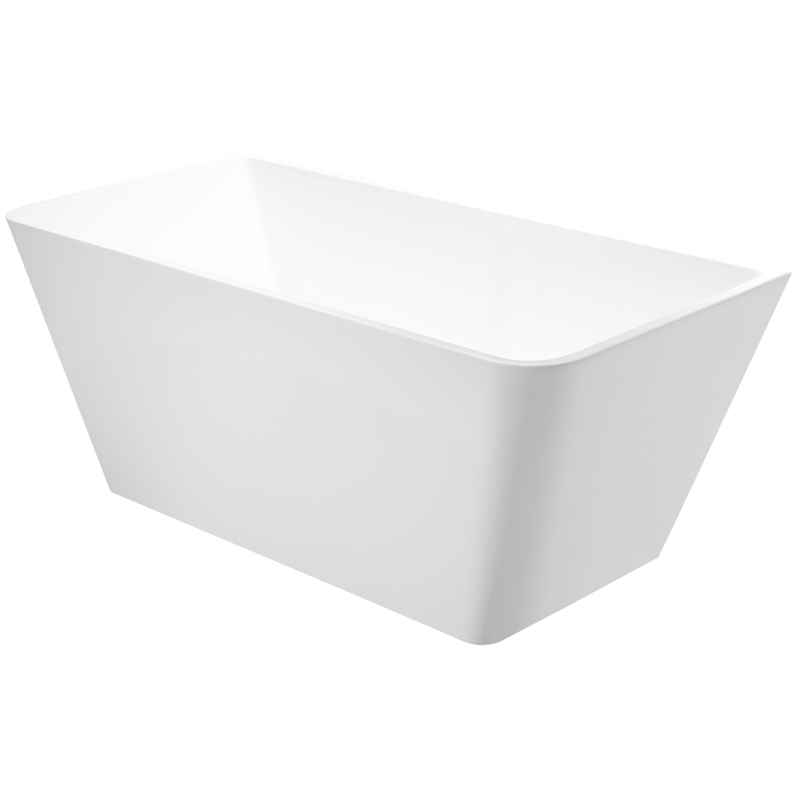Concerto 1500 x 750 x 580mm Free Standing Bath