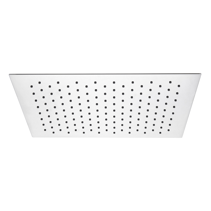 Rococo WELS 3 Star 400mm Square Rain Shower Head