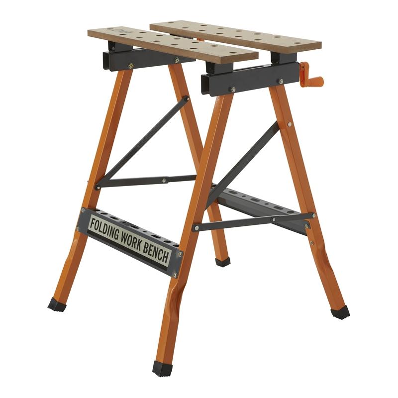 Astonishing Craftright Folding Bench N Vice Bunnings Warehouse Evergreenethics Interior Chair Design Evergreenethicsorg