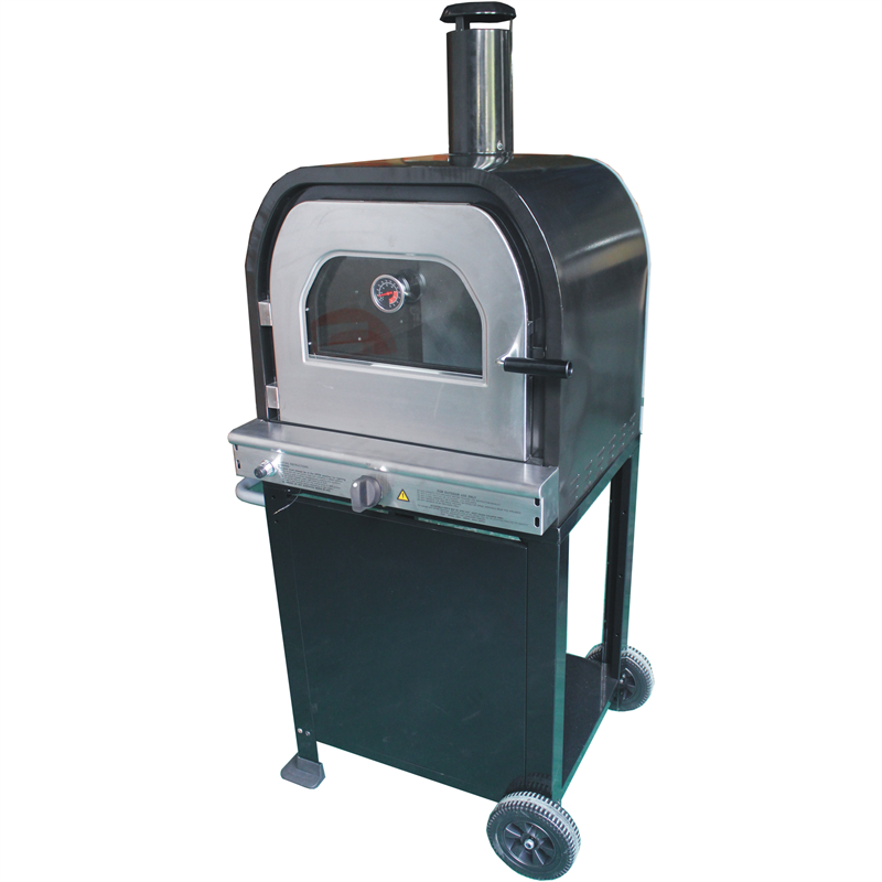 Outdoor Moda Gas Pizza Oven