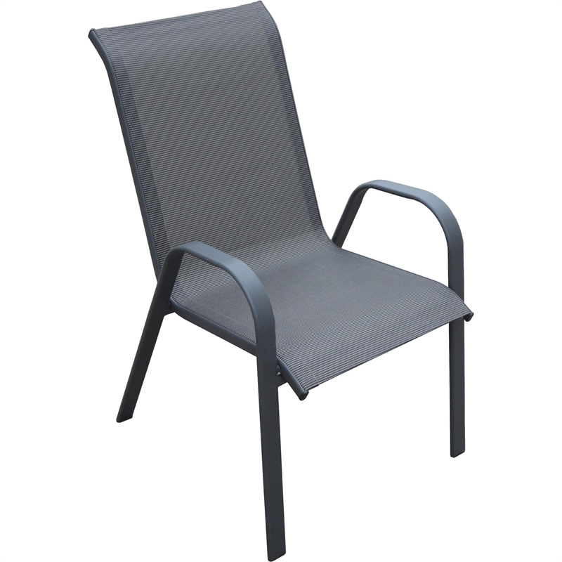 Super Marquee Steel Sling Chair Bunnings Warehouse Bralicious Painted Fabric Chair Ideas Braliciousco