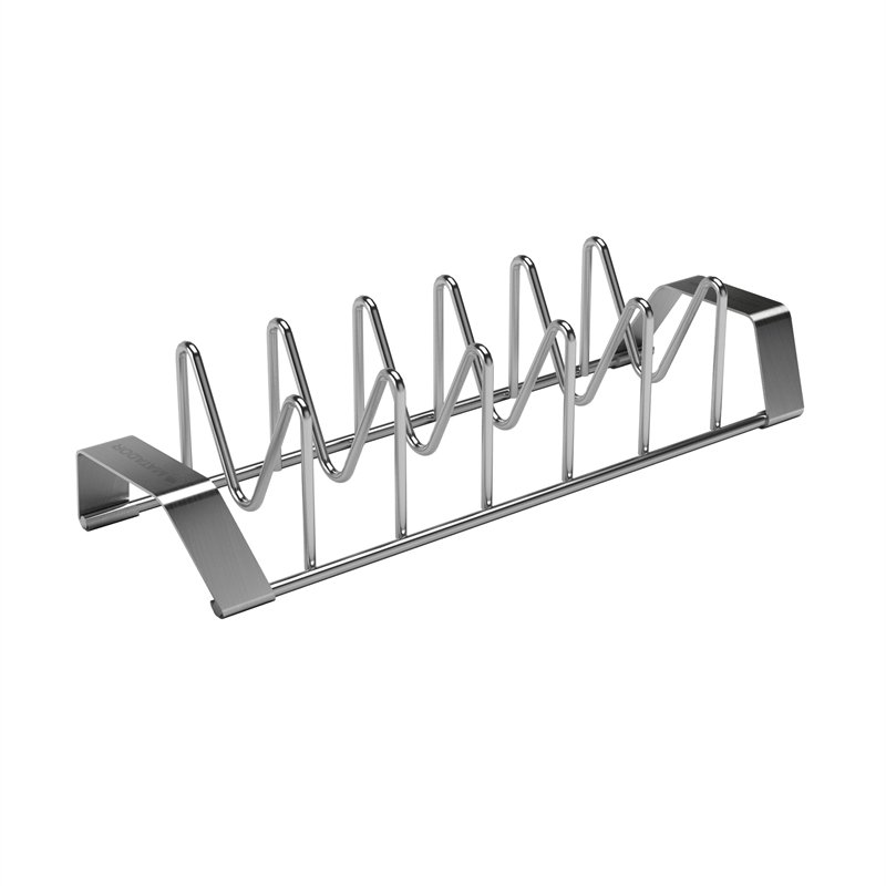 Stainless Steel Fish Roaster and Rib Rack
